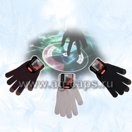 Перчатки детские YO! R-208 iGloves [22] (одинарные) - Фото