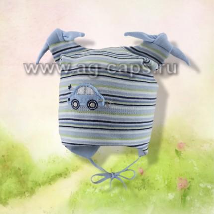 Шапка детская Elo-Melo №92 (одинарный трикотаж)