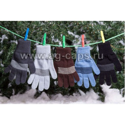 Перчатки детские MARGOT BIS-HAKER (одинарные)