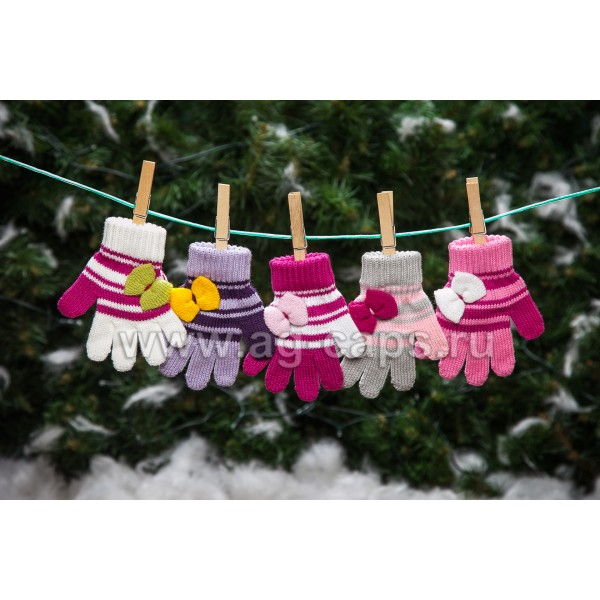Перчатки детские MARGOT BIS-VIVIEN (одинарные)