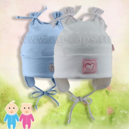 Шапка детская Elo-Melo №60 (одинарный трикотаж) - Фото