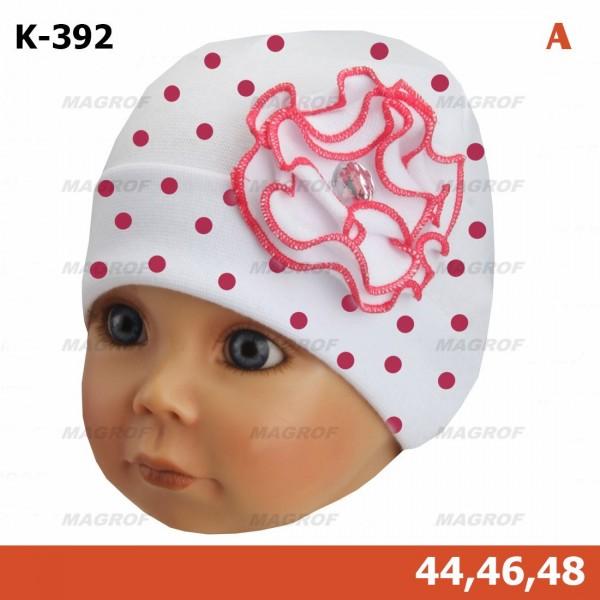 Шапка детская MAGROF BIS W-15 KOD-392 (одинарный трикотаж)