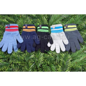 Перчатки детские MARGOT BIS-EDWIN (одинарные)