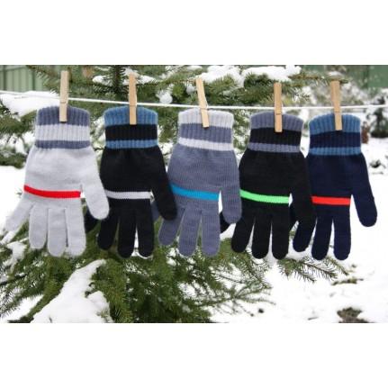 Перчатки детские MARGOT BIS-TAHOR ( на флисе) - Фото