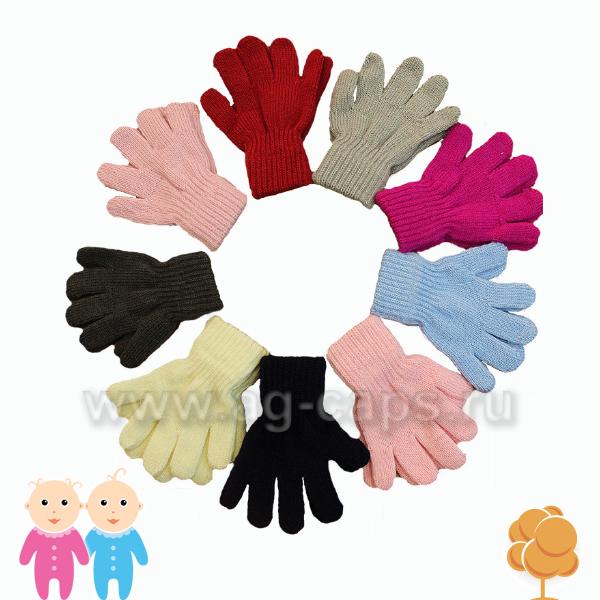 Перчатки детские RAK J15 R-044 (одинарные) - Фото