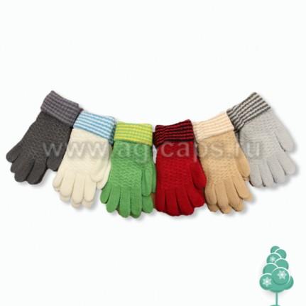Перчатки детские MICHELLE J15-042B (одинарные)
