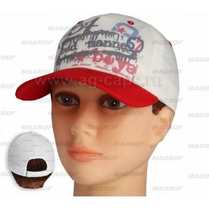 Бейсболка детская MAGROF BIS W16 K-2035 оптом