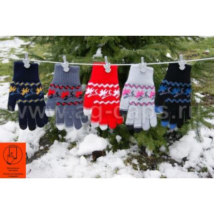 Перчатки детские MARGOT BIS-ANN HEAVEN (одинарные) - Фото