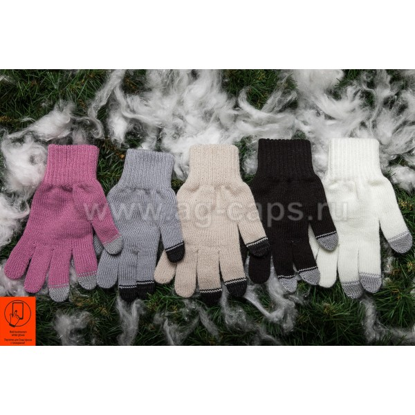 Перчатки детские MARGOT BIS-NAIL (одинарные)