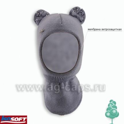 Шапка-шлем детская AGBO 1077 KAMERON  1 150 (ISOSOFT)