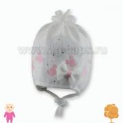 Шапка детская AMBRA W17 A-10 (на подкладке) - Фото