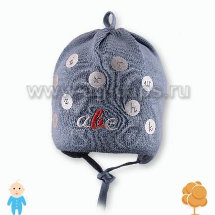 Шапка детская ARTEX  W17 2B (на подкладке)