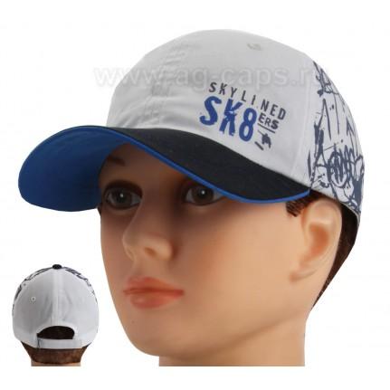 Бейсболка детская MAGROF BIS W17 K-2160 оптом