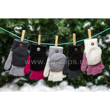 Перчатки-варежки детские MARGOT BIS-W17 MONTER (одинарные)