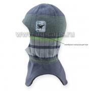 Шапка-шлем детская AGBO 219 1487 MAGNUS (на подкладке) - Фото