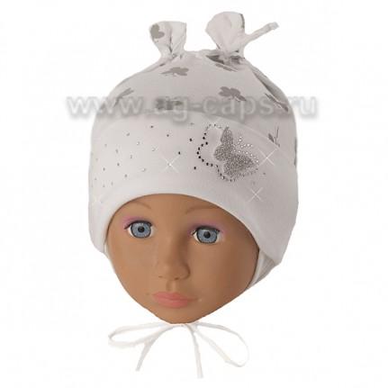 Шапка детская MAGROF BIS 219 K-142/1 D (одинарный трикотаж) - Фото