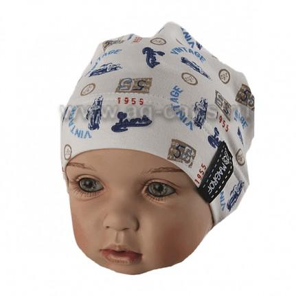 Шапка детская MAGROF BIS 219 K-4130 (одинарный трикотаж) - Фото