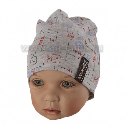 Шапка детская MAGROF BIS 219 K-4146 (одинарный трикотаж) - Фото