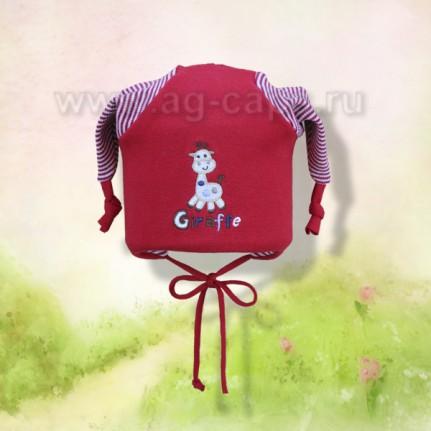 Шапка детская Elo-Melo №09 (одинарный трикотаж) - Фото