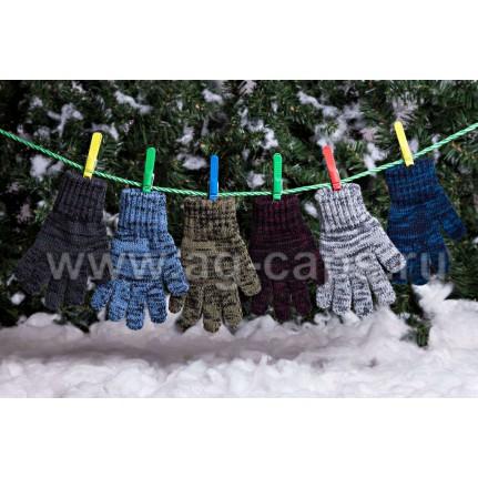 Перчатки детские MARGOT BIS 418 CYRRUS (одинарные) - Фото