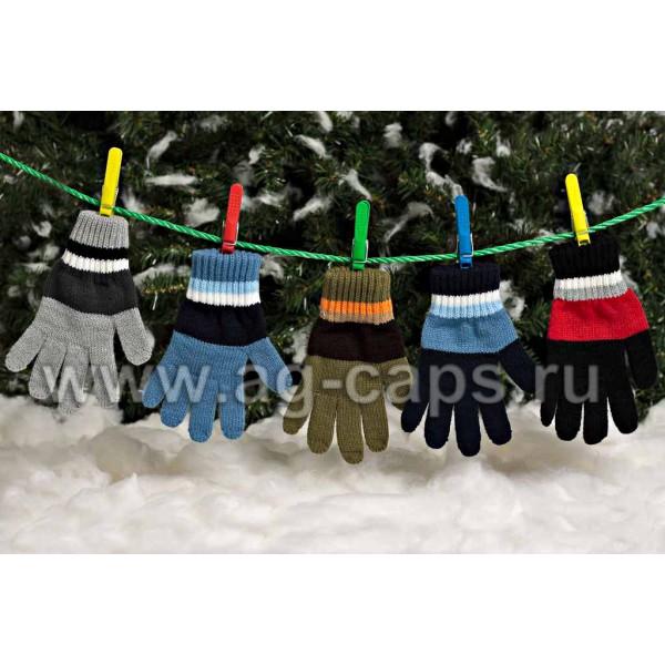 Перчатки детские MARGOT BIS 420 BEN (одинарные) - Фото