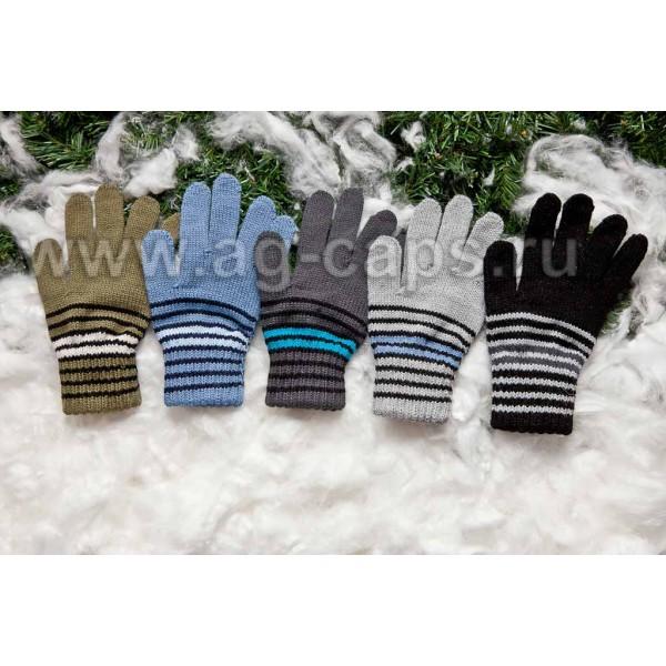 Перчатки детские MARGOT BIS-HUNTER (одинарная вязка) - Фото