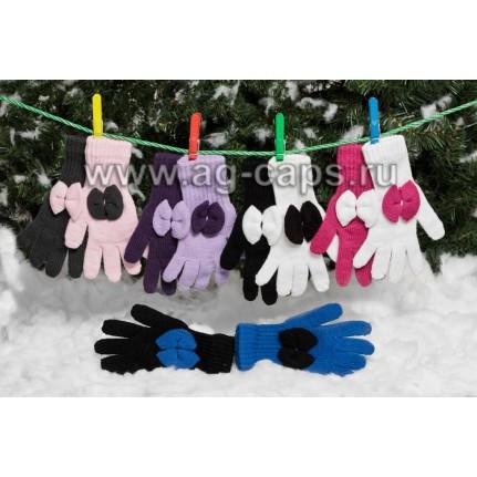 Перчатки детские MARGOT BIS-LADYS (одинарная вязка) - Фото