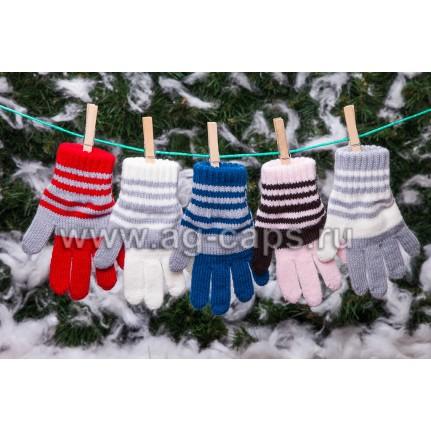 Перчатки детские MARGOT BIS-ANJA (одинарные) - Фото