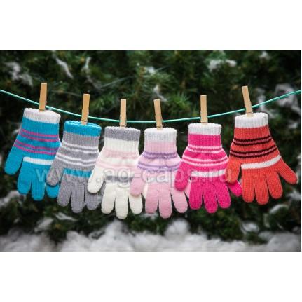 Перчатки детские MARGOT BIS-MAYA (одинарные) - Фото