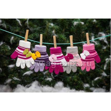 Перчатки детские MARGOT BIS-VIVIEN (одинарные) - Фото
