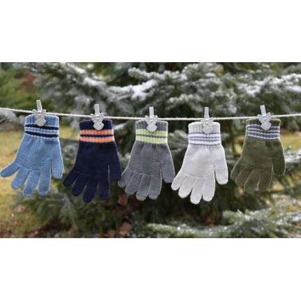 Перчатки детские MARGOT BIS 419 WALLE (одинарные) - Фото