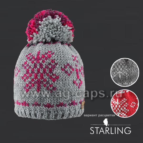 Шапка STARLING 13021/3 (на флисе)