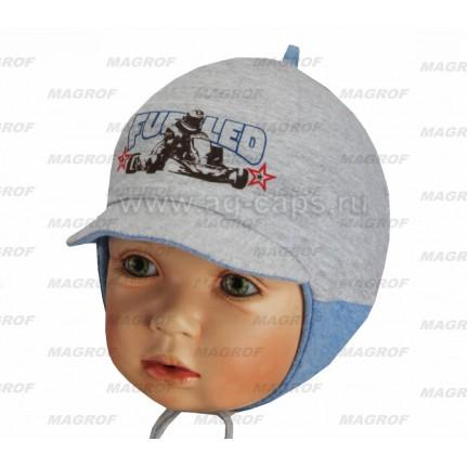 Шапка детская MAGROF BIS K-126 (одинарный трикотаж) - Фото
