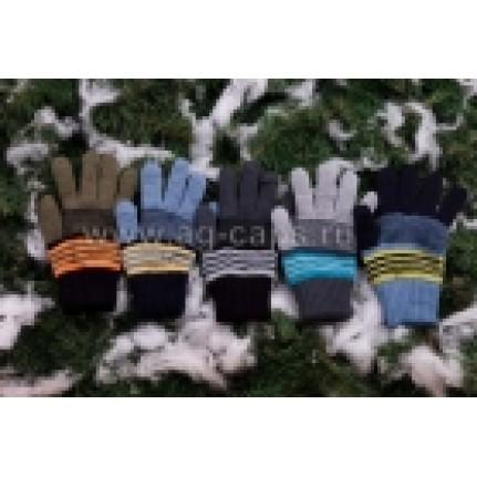 Перчатки детские MARGOT BIS-HORUS (на флисе) - Фото