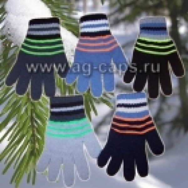 Перчатки детские MARGOT BIS-KRECIK (одинарные) - Фото