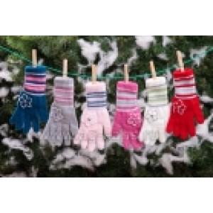 Перчатки детские MARGOT BIS-PAPROTKA (одинарные) - Фото