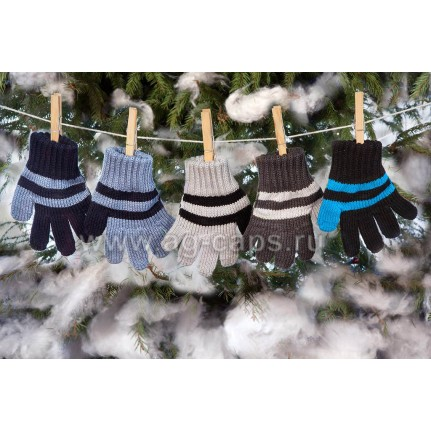 Перчатки детские MARGOT BIS-PIKO (одинарные) - Фото