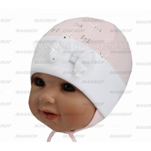 Шапка детская MAGROF BIS KOD-108D (одинарный трикотаж) - Фото