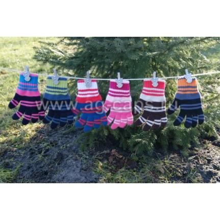 Перчатки детские MARGOT BIS-TWIST (одинарные) - Фото