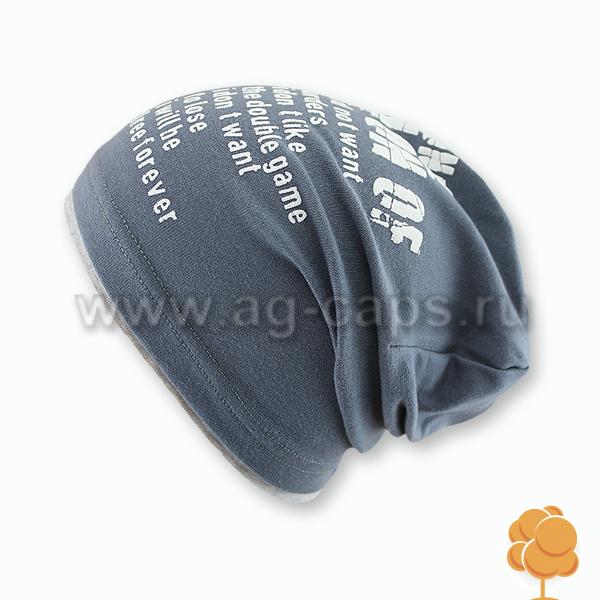 Шапка детская MP W16 572/2 (одинарный трикотаж)