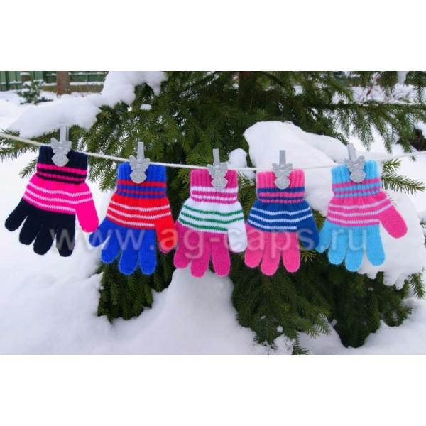 Перчатки детские MARGOT BIS-FLIXY (одинарные) - Фото
