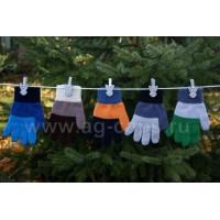 Перчатки детские MARGOT BIS 420 ALFA (одинарные)