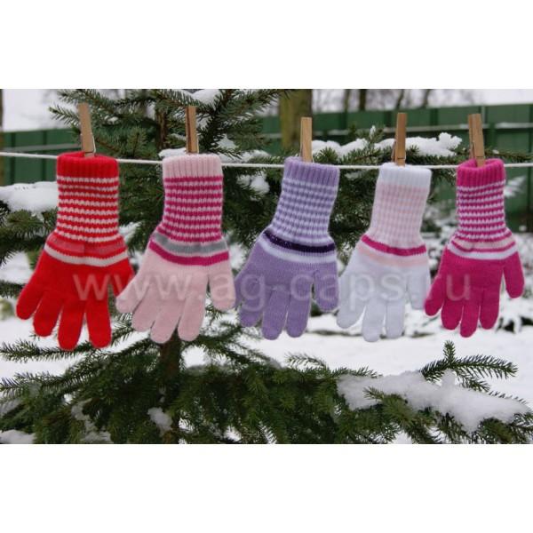 Перчатки детские MARGOT BIS-RENA (одинарные) - Фото