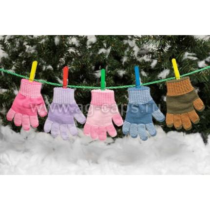 Перчатки детские MARGOT BIS-PIPI (одинарные) - Фото