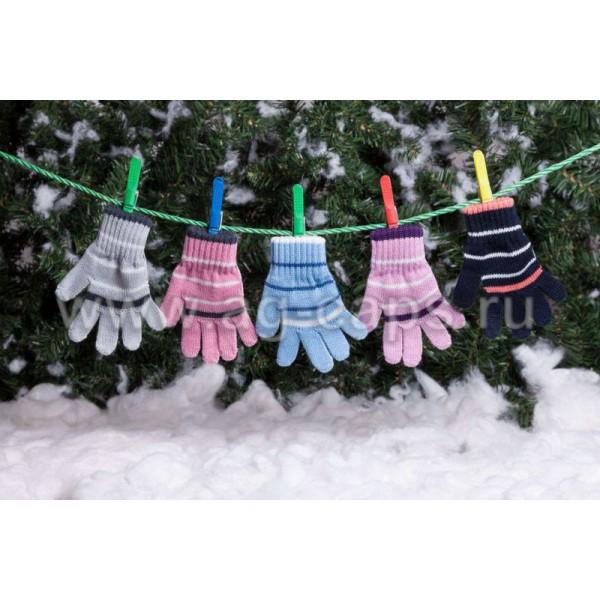 Перчатки детские MARGOT BIS-UTA (одинарные) - Фото