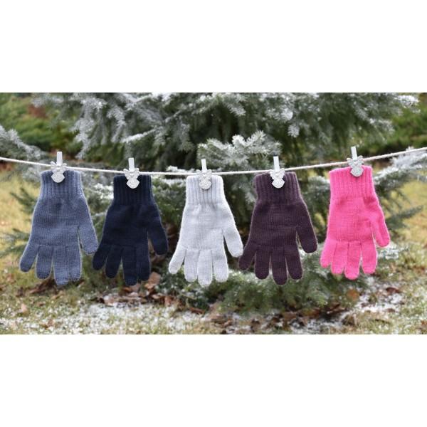 Перчатки детские MARGOT BIS 421 SNOPI (одинарные) - Фото