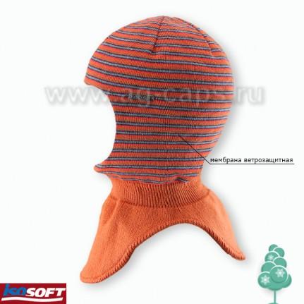 Шапка-шлем детская AGBO 1019 NELSON 1 150 (ISOSOFT)