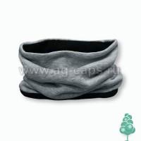 Снуд (Шарф-хомут) детский GRACEK Z16 KOMIN 1 (трикотажный на флисе)