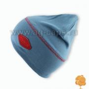 Шапка детская ANWER W17 096 (одинарный трикотаж на ушах двойная) - Фото