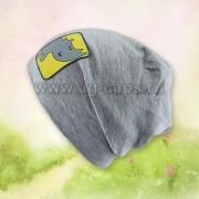 Шапка детская Elo-Melo W17 №140 (одинарный трикотаж) - Фото